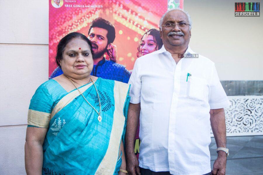 Celebrities At The 'Dhanusu Raasi Neyargalae' Audio Launch