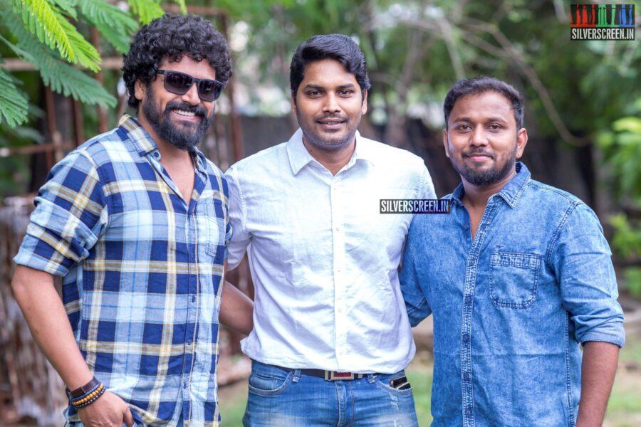 Celebrities At The 'Jada' Audio Launch