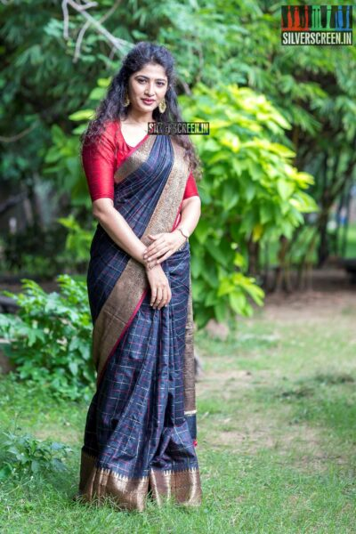 Roshni Prakash At The 'Jada' Audio Launch