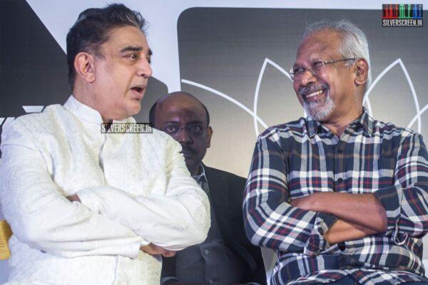 Mani Ratnam, Kamal Haasan At #Kamal60