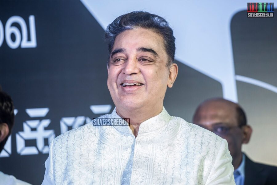 Kamal Haasan At #Kamal60