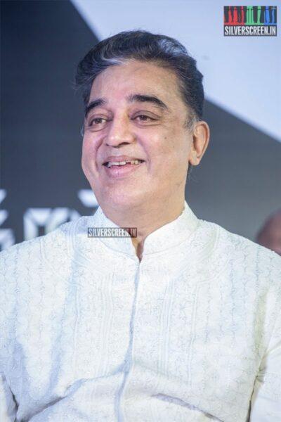 Kamal Haasan At #Kamal60