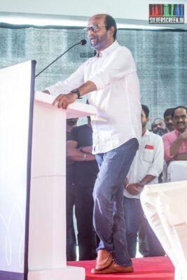 Rajinikanth At #Kamal60