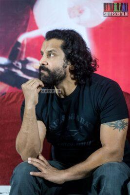 Vikram At The 'Adithya Varma' Thanksgiving Meet