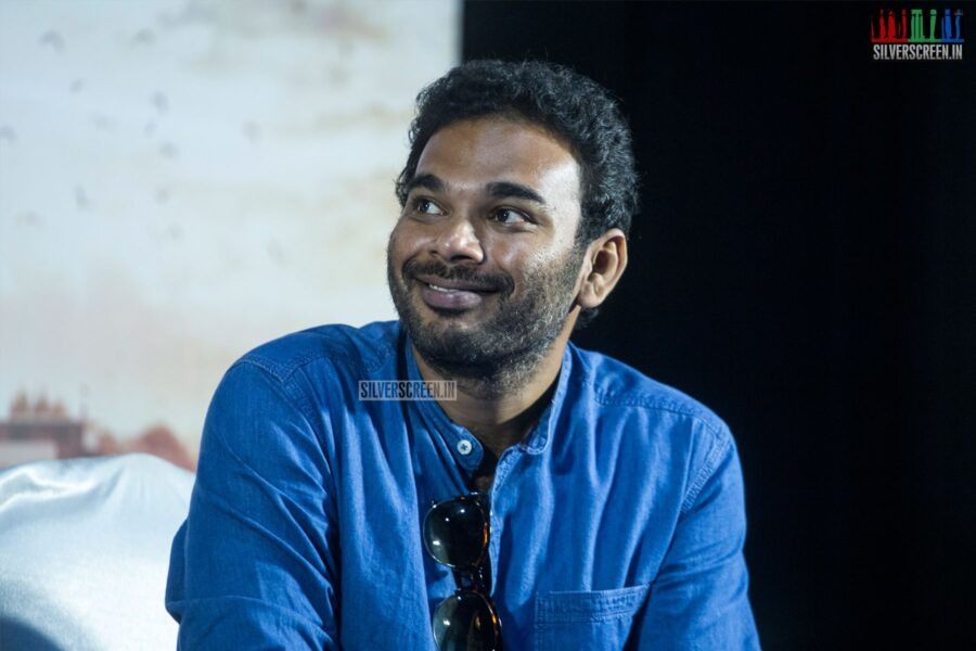 Celebrities At The 'Action' Press Meet
