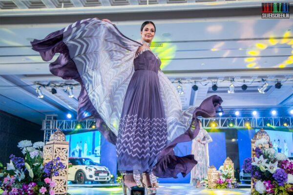 Models Walk The Ramp At 'Prawolion Fashion Week'