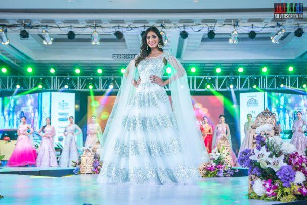 Anukreethy Vas Walks The Ramp At 'Prawolion Fashion Week'