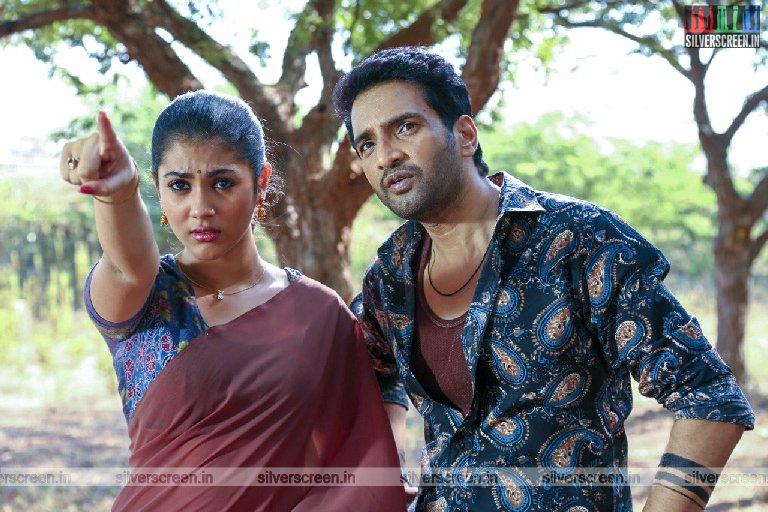 Dagaalty Movie Stills Starring N Santhanam