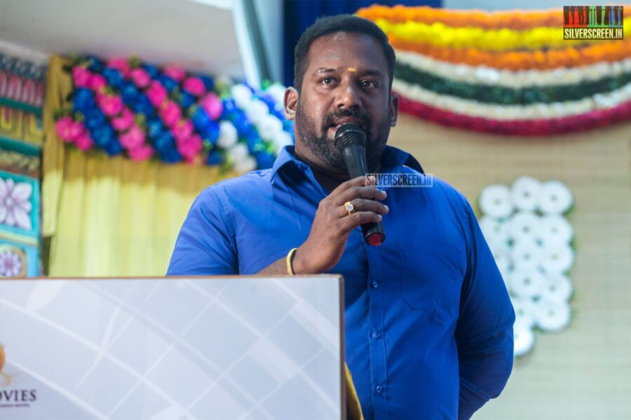 Robo Shankar At The 'Thamezharasan' Audio Launch