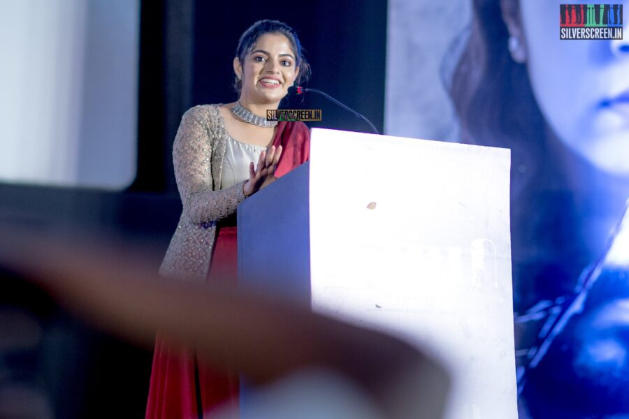 Nikhila Vimal At The 'Thambi' Audio Launch