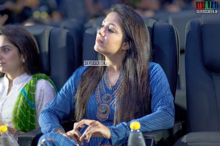 Jyothika At The 'Thambi' Audio Launch