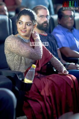 Nikhila Vimal At The 'Thambi' Audio Launch