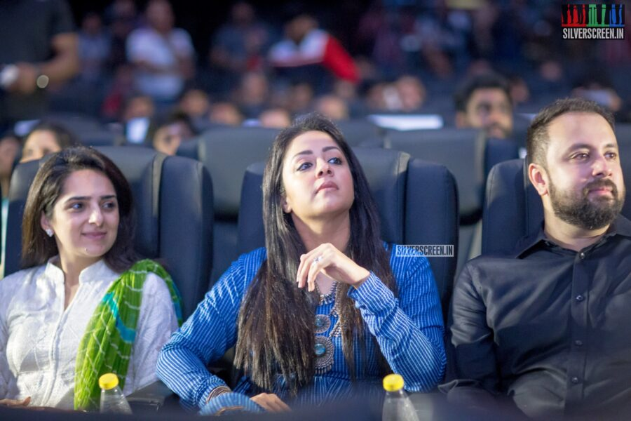 Jyothika At The 'Thambi' Audio Launch