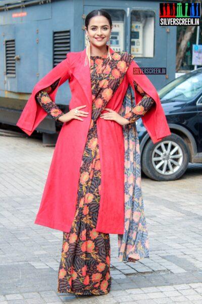 Prachi Tehlan At The 'Mamangam' Trailer Launch
