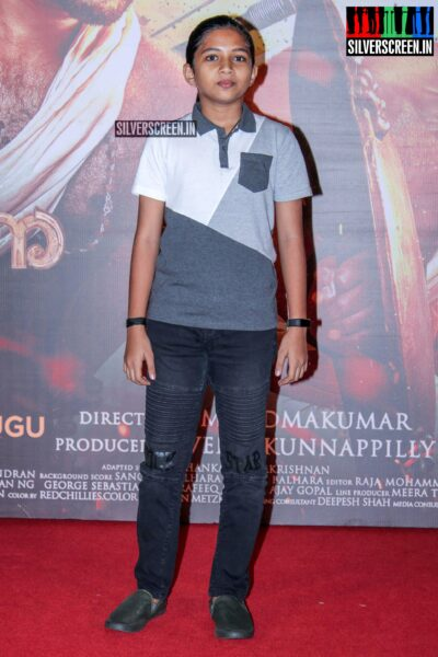 Celebrities At The 'Mamangam' Trailer Launch