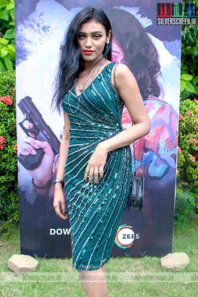 Celebrities At The 'Karoline Kamakshi' Web Series Press Meet