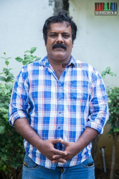 Munishkanth At The 'Irandam Ulagaporin Kadaisi Gundu' Thanksgiving Meet