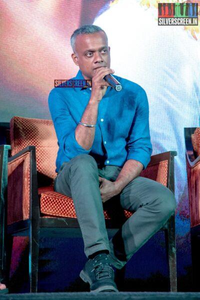 Gautham Menon At The 'Queen' Press Meet