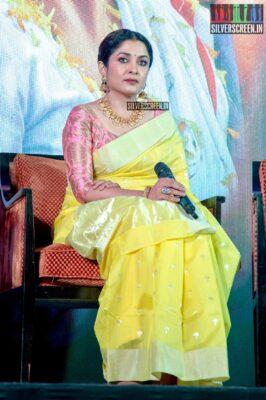 Ramya Krishnan At The 'Queen' Press Meet
