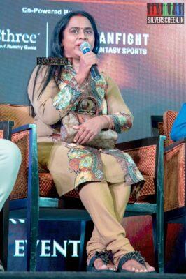 Viji Chandrasekhar At The 'Queen' Press Meet
