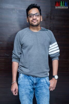 Anthony L Ruben At The 'Hero' Audio And Trailer Launch