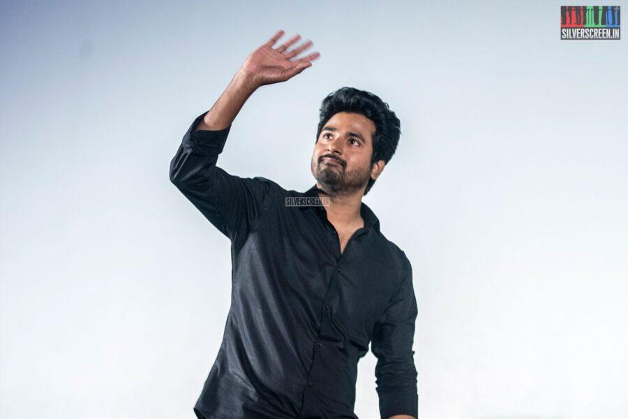 Sivakarthikeyan At The 'Hero' Audio And Trailer Launch