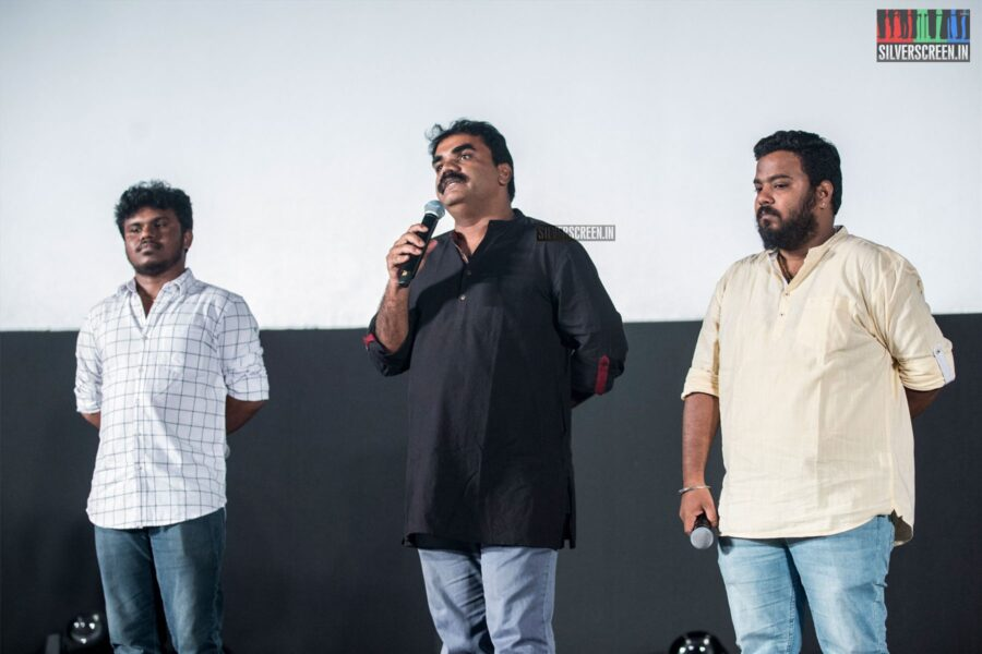 Celebrities At The 'Hero' Audio And Trailer Launch