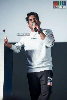 Yuvan Shankar Raja At The 'Hero' Audio And Trailer Launch
