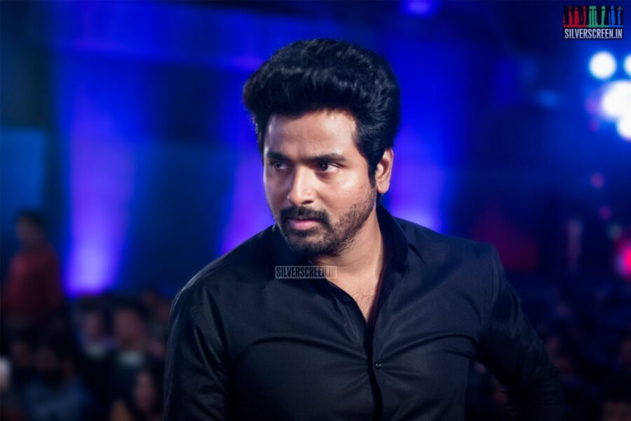 Sivakarthikeyan At The 'Hero' Audio And Trailer Launch