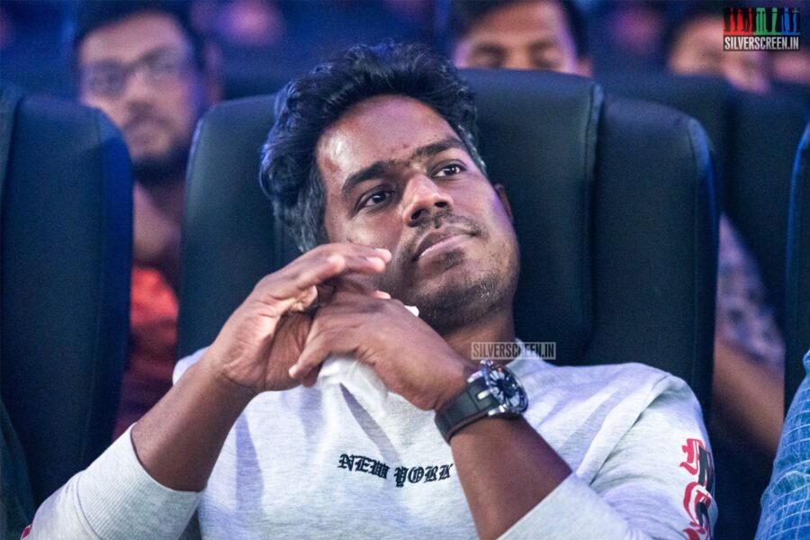 Yuvan Shankar Raja At The 'Hero' Audio And Trailer Launch