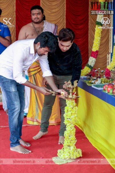 Sivakarthikeyan At The 'Doctor' Movie Launch