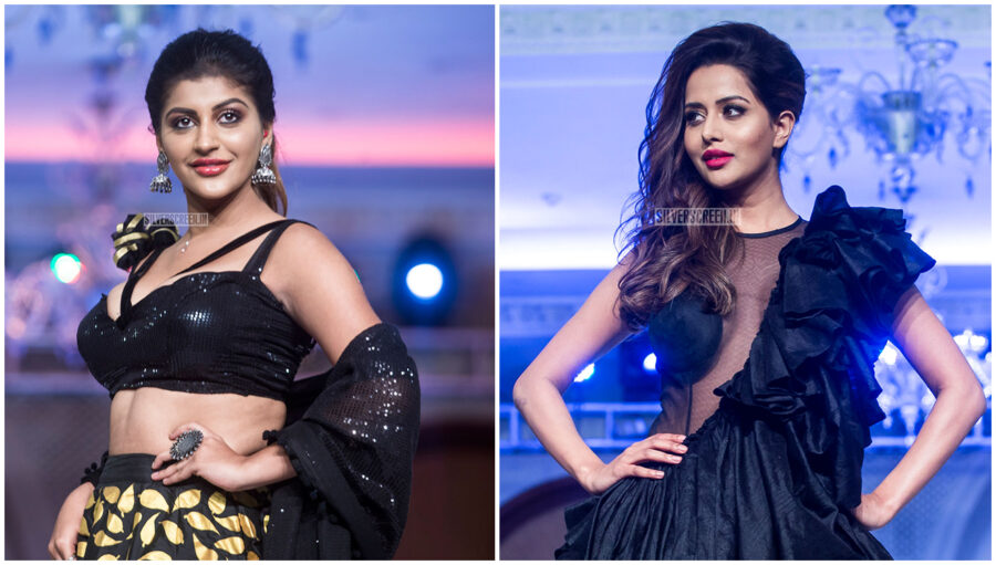 Models Walk The Ramp At The 9th Edition of Chennai International Fashion Week 2019 - Day 2