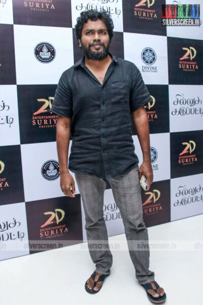 P Ranjith  At The 'Sillu Karupatti' Premeier