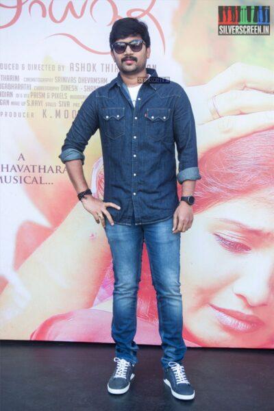 Abi Saravanan At The 'Maayanadhi' Audio Launch
