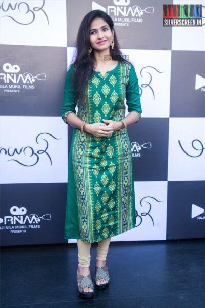 Venba At The 'Maayanadhi' Audio Launch