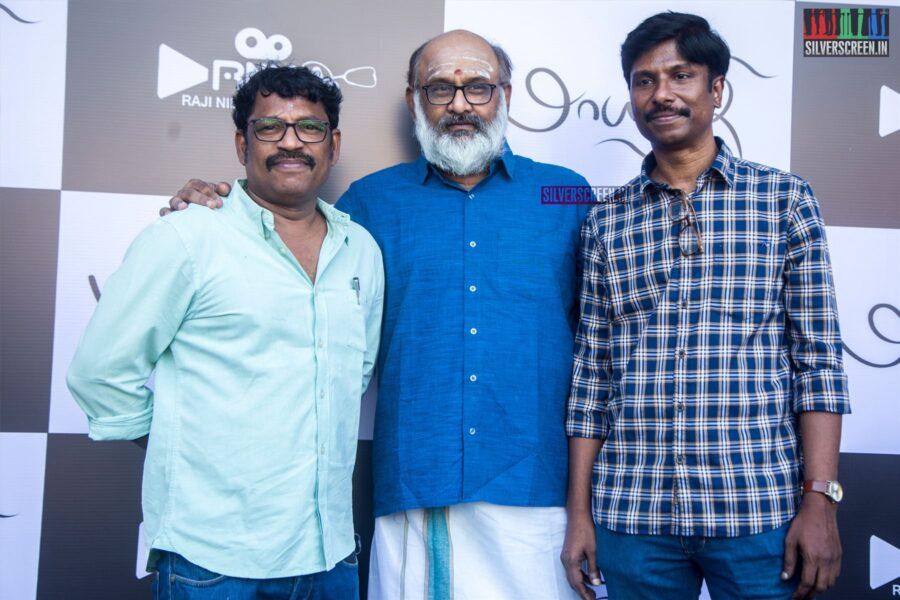 Celebrities At The 'Maayanadhi' Audio Launch
