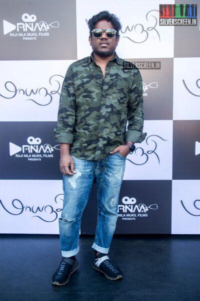 Yuvan Shankar Raja At The 'Maayanadhi' Audio Launch