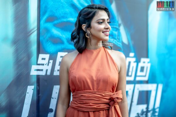 Amala Paul At The 'Adho Andha Paravai Pola' Press Meet