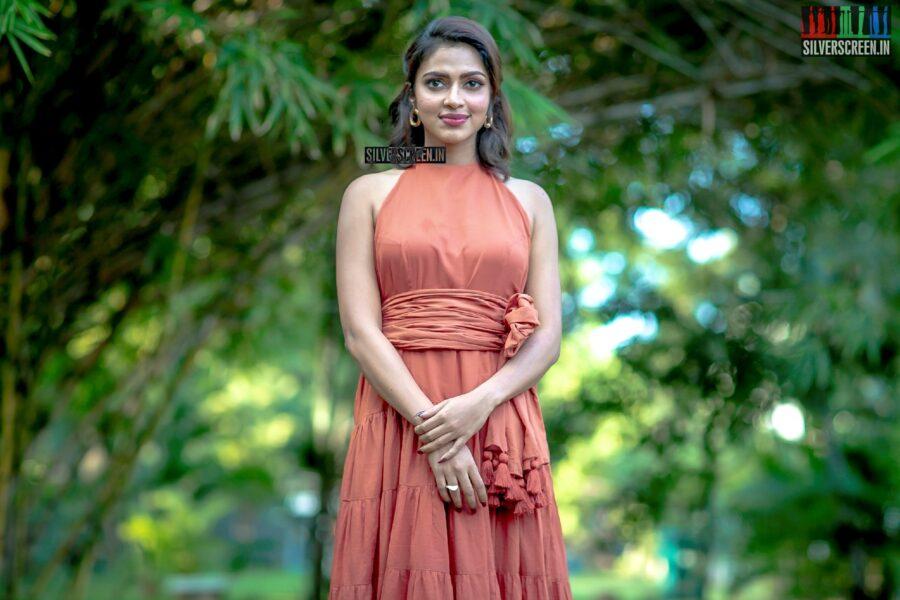 Amala Paul At The 'Adho Andha Paravai Pola' Press Meet