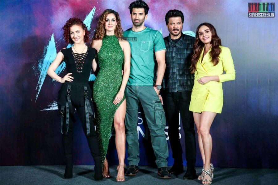 Anil Kapoor, Disha Patani At The 'Malang' Trailer Launch