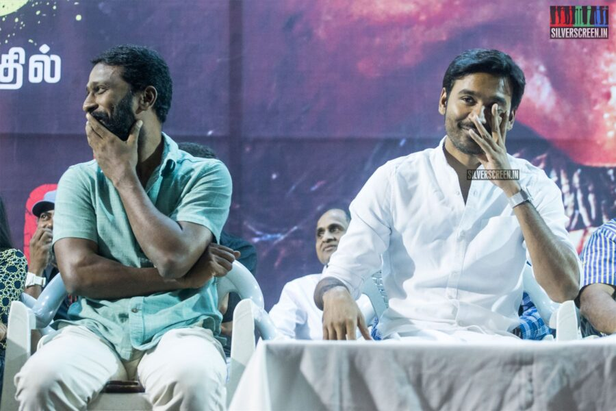 Dhanush, Vetrimaaran At The 'Asuran' Success Meet