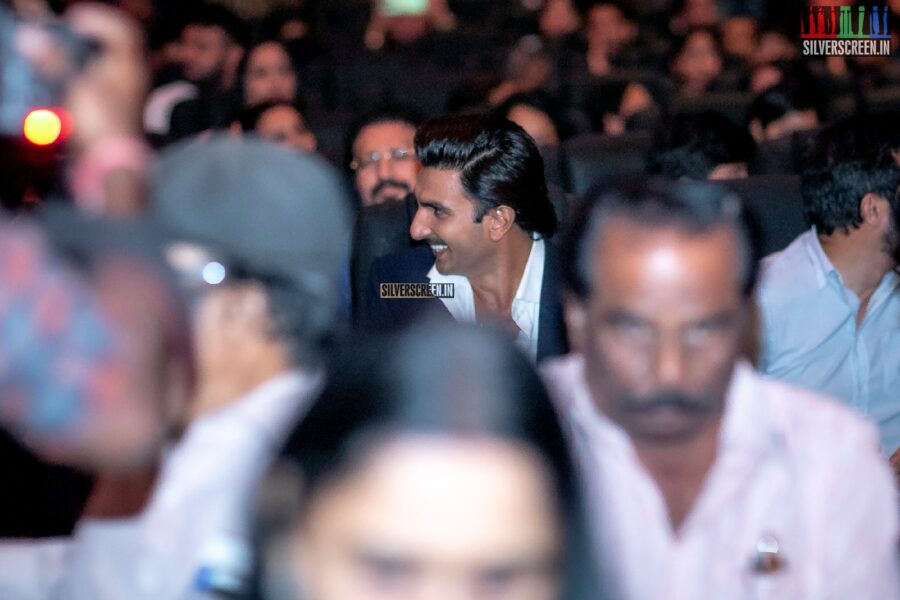 Ranveer Singh At The First Look Launch Of '83'