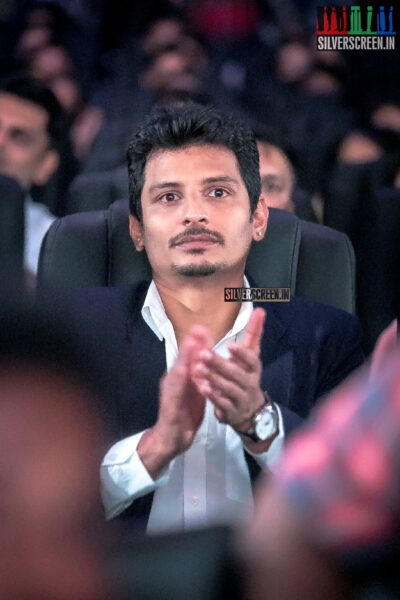 Jiiva At The First Look Launch Of '83'