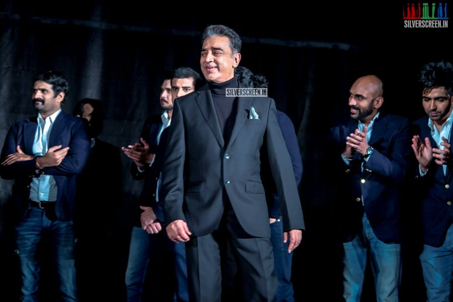 Kamal Haasan At The First Look Launch Of '83'