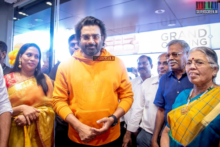 Madhavan At 'Royaloak Furniture' Store Launch
