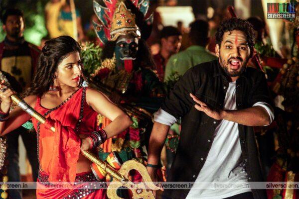 Naan Sirithal Movie Stills Starring Hiphop Tamizha, Iswarya Menon