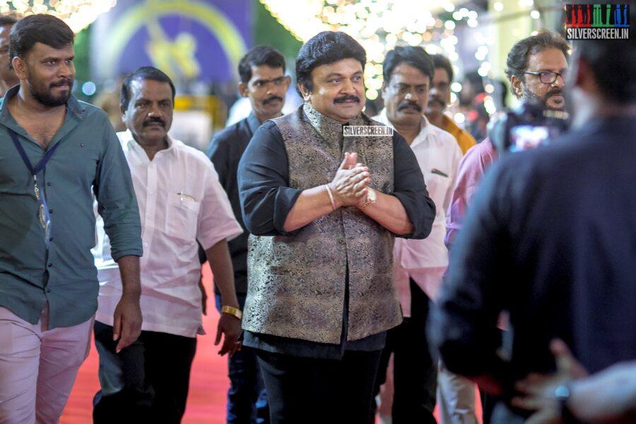 Prabhu at The 'Zee Cine Awards'