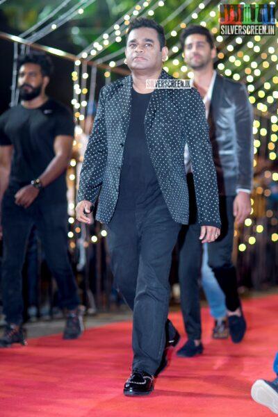 AR Rahman at The 'Zee Cine Awards'