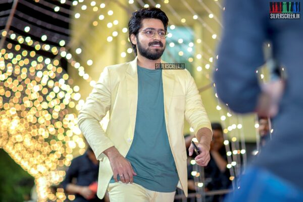 Harish Kalyan at The 'Zee Cine Awards'