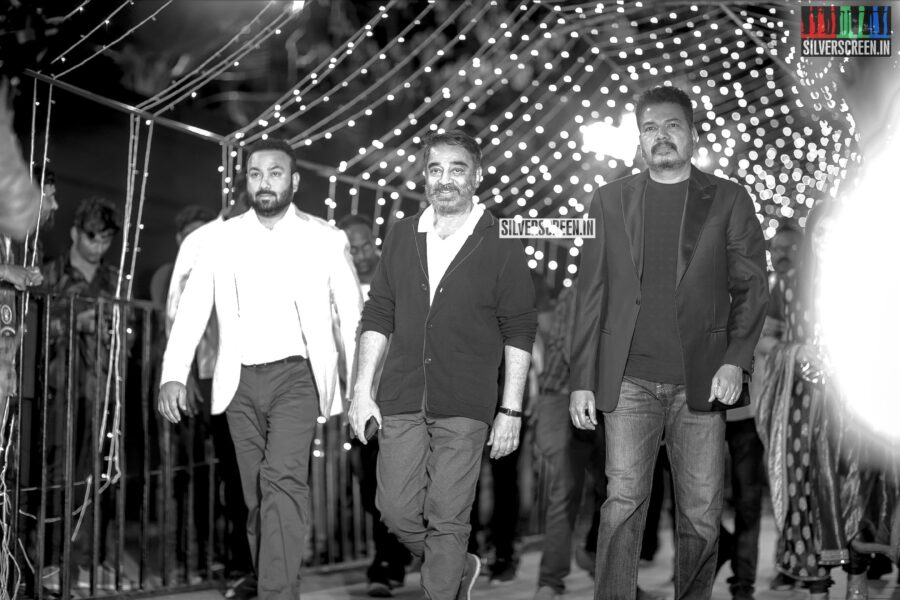 Kamal Haasan and Shankar at The 'Zee Cine Awards'